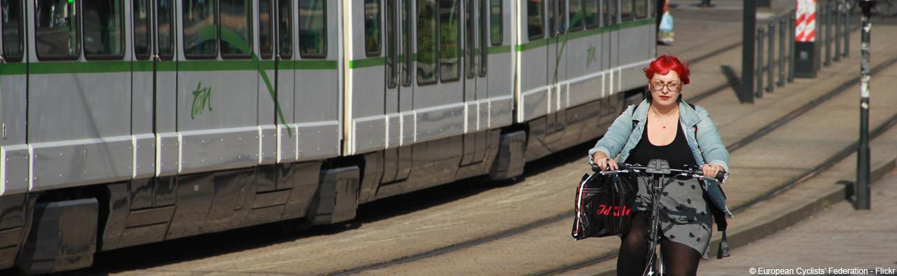 Élections municipales 2020 à Nantes, vers un retour du vélo ?