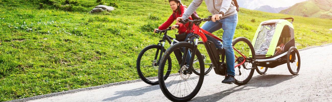 Comment choisir une remorque vélo enfants ?