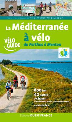 Le guide La Méditerranée à vélo