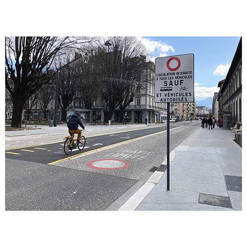 À Grenoble, le sujet du vélo est central dans les élections municipales 2020
