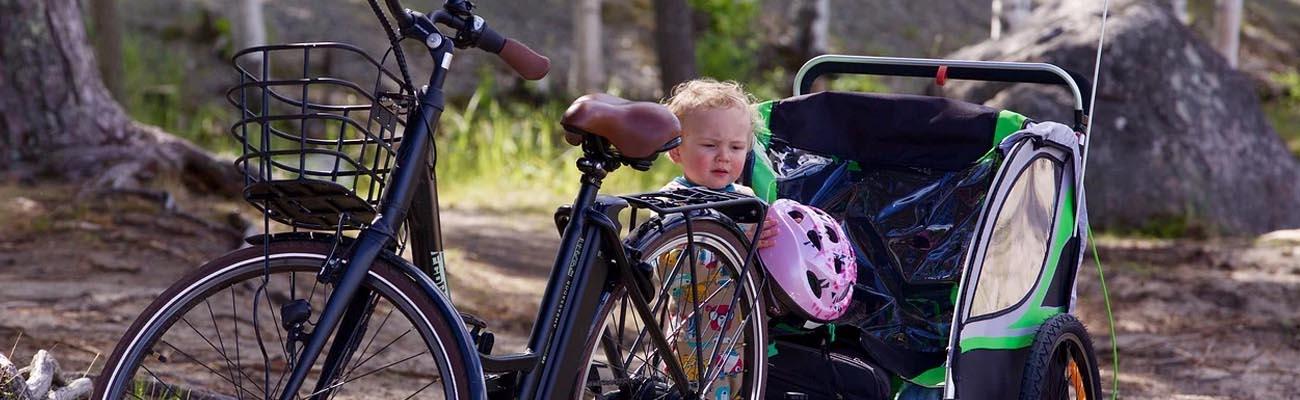 Conseils et astuces pour faire du bikepacking avec son enfant