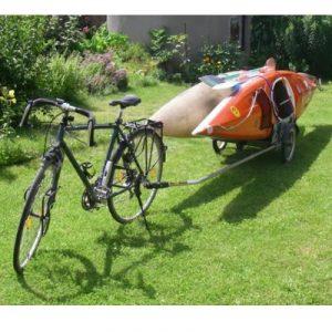 Remorque kayak vélo