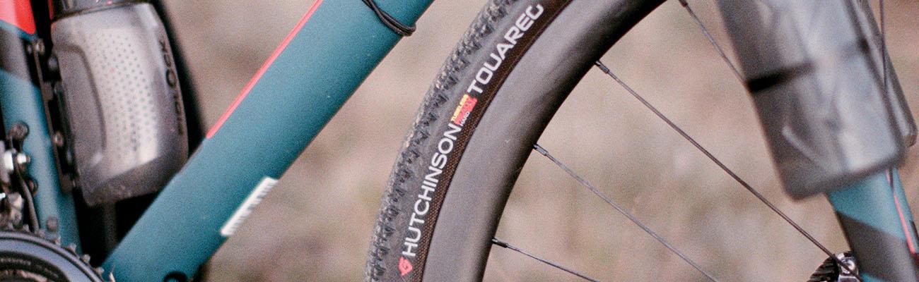 Le pneu gravel Touareg d'Hutchinson : la grande nouveauté de mai 2020