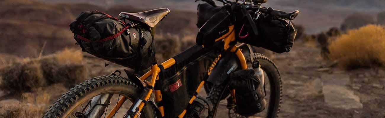 charger son velo pour des vacances bikepacking avec ses enfants