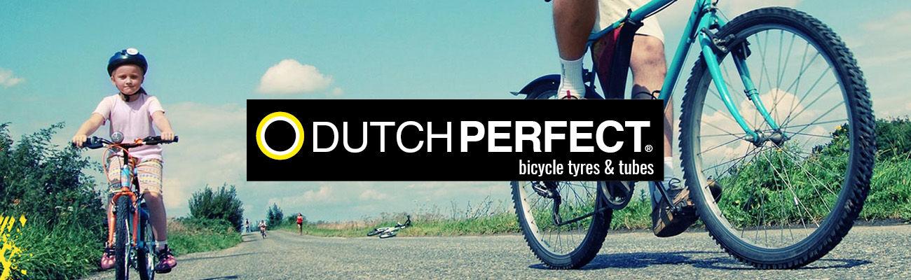 Finies les crevaisons avec les pneus ultra résistants Dutch Perfect