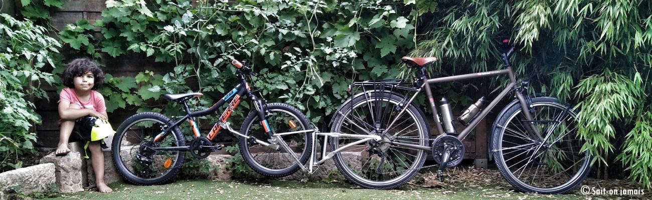Témoignage sur le FollowMe Tandem pour l'aventure vélo avec un enfant
