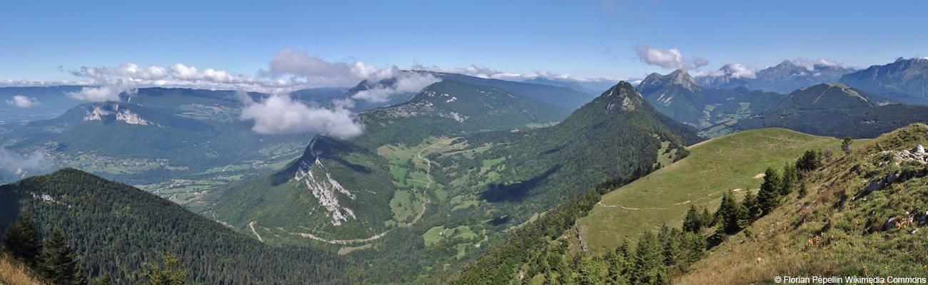 À vélo sur la Route des Fromages de Savoie : le Tour du Semnoz