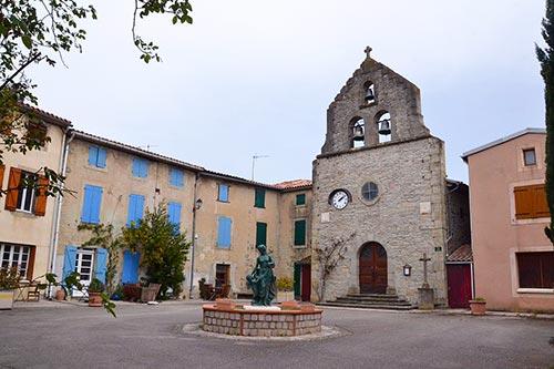 Village d'Ariège V81 Pyréenées Cathares