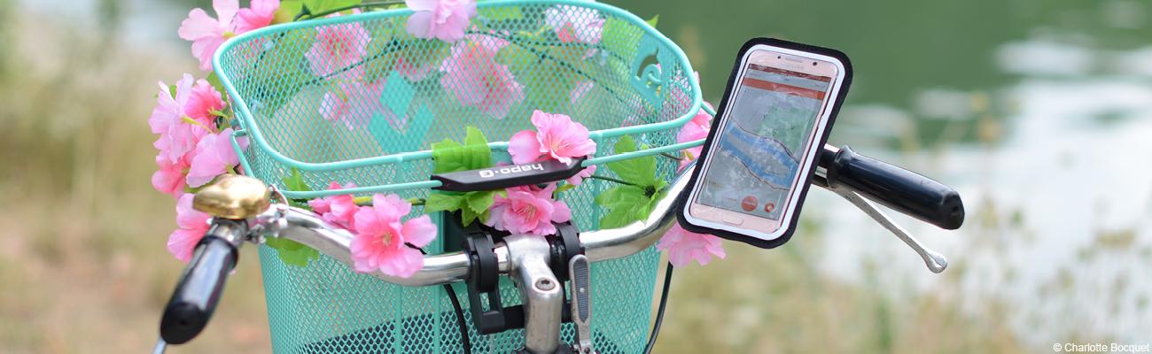 Test du support smartphone pour vélo Shapeheart : retour d'expérience