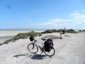plages et vélo en somme