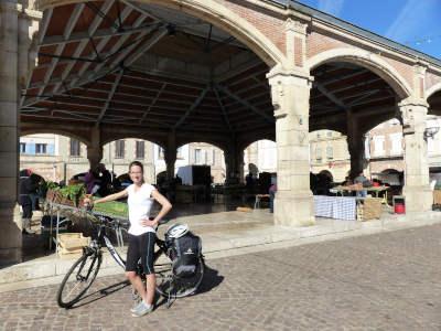 Découvrir les bastides à vélo