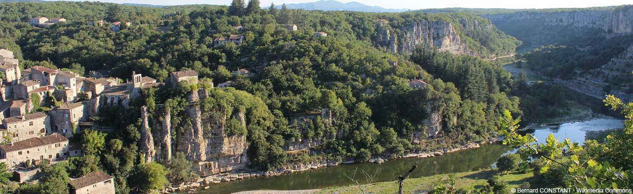 Via Ardèche, un voyage à vélo au cœur du pays ardéchois