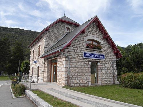 Gare Office de Tourisme de Lans-en-Vercors