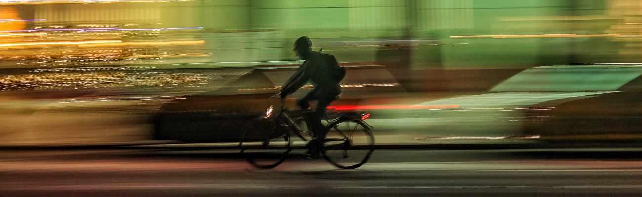 Les clignotants à vélo pour indiquer ses changements de direction