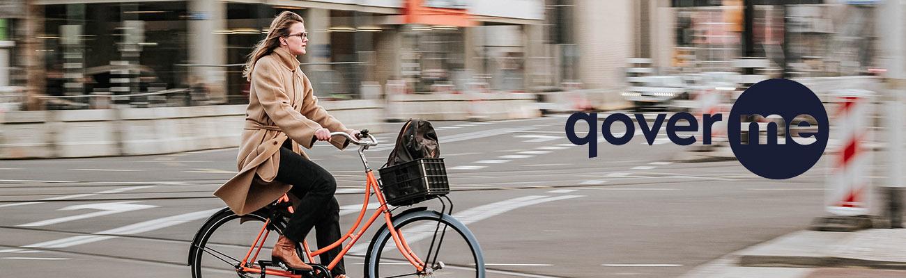 Protéger son vélo électrique avec l'assurance vélo QOVER-ME