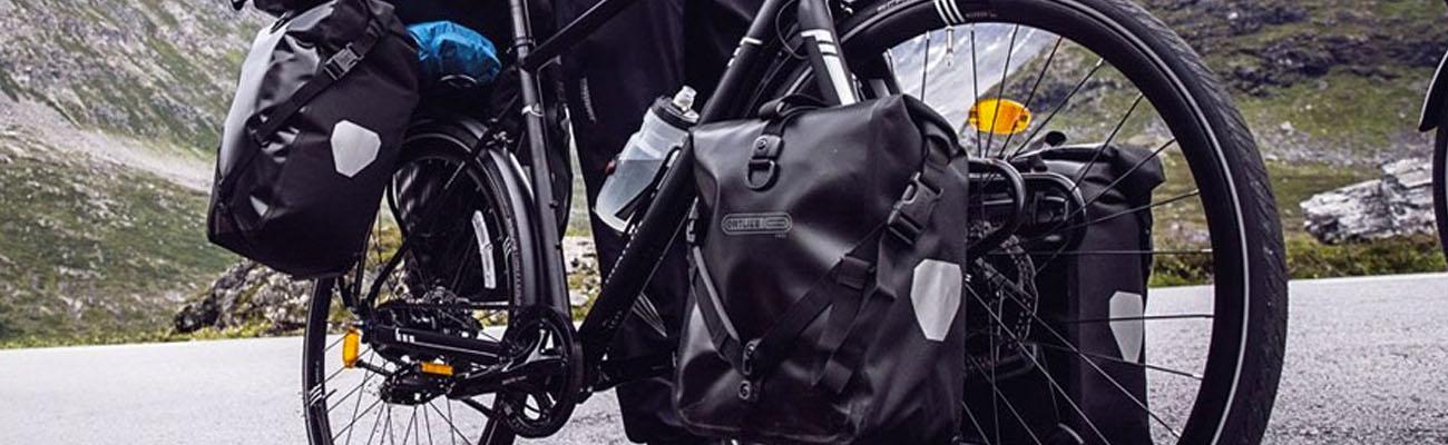 Découverte des sacoches vélo Ortlieb Free Line sans PVC