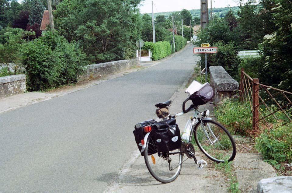 portrait cyclotouriste voyage vélo