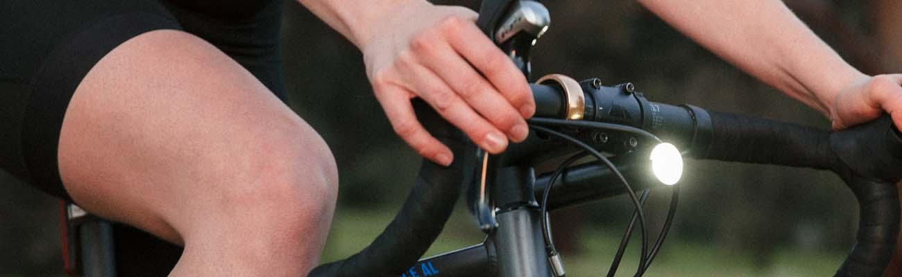 lampe vélo avant power trail knog