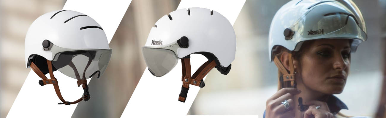 casque Kask Urban Lifestyle blanc