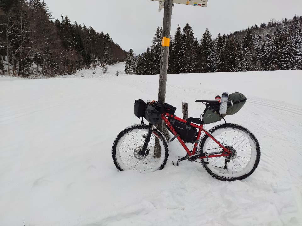 lac baikal expédition vélo