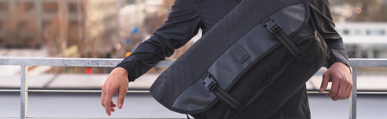 Sacoche Chrome, l'icône indémodable des sacs de coursier