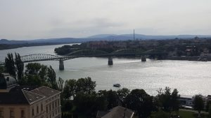 Esztergom en Hongrie