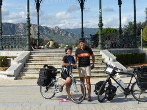Lune de miel bikepacking à vélo en Europe