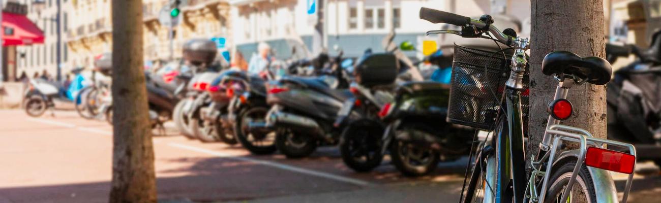 Invoxia : Le tracker pour retrouver votre vélo volé