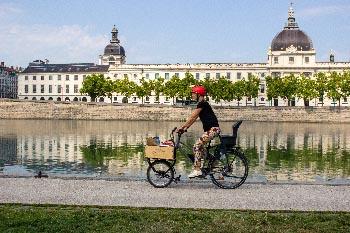 joker bike en utilisation