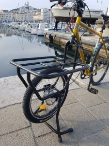 Fourche vélo cargo Joker Bike