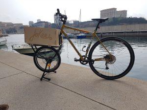 Fourche Joker Bike