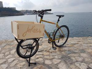 Joker Bike caisse en bois