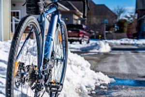 Pneus vélotaf sur vélo gravel