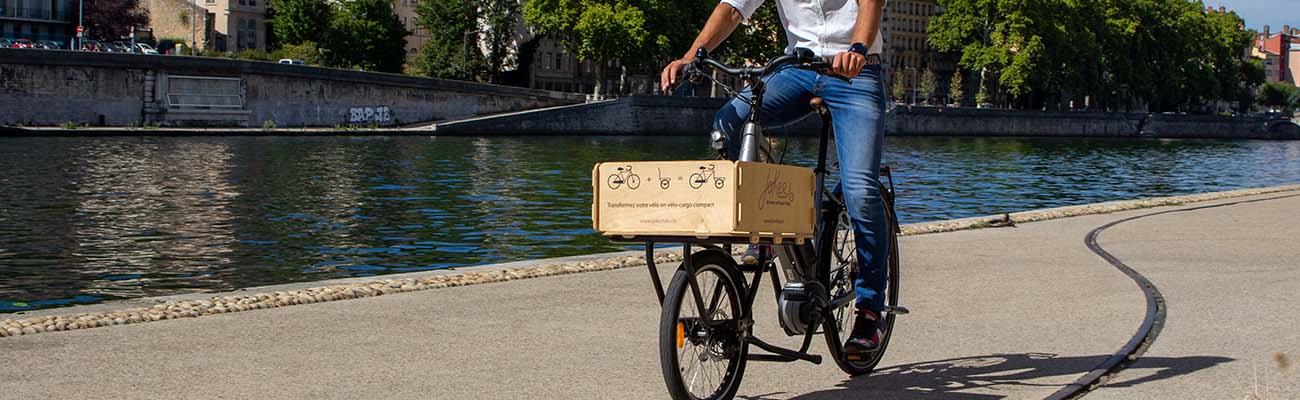 Interview : transformez votre vélo en cargo avec JoKer Bike