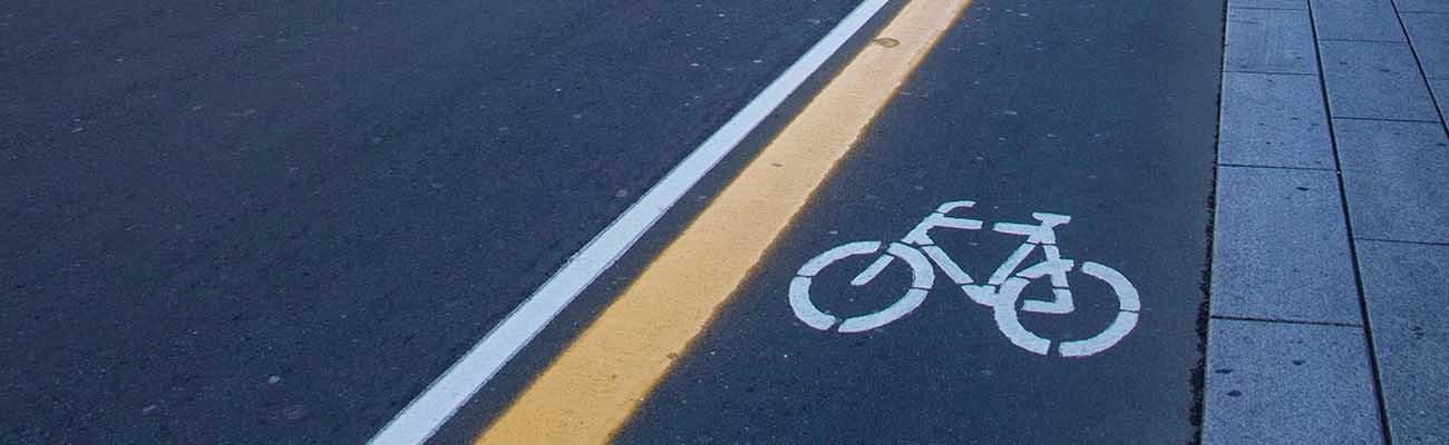 piste cyclable ville vélo sécurité