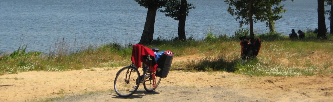 Voyagez à travers les Landes sur la Vélodyssée avec Evazio
