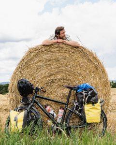 Voyage à vélo pandémie
