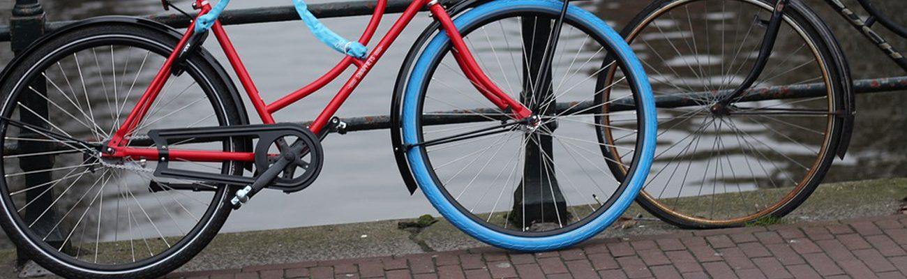 Rénovation modernisée d'un vélo