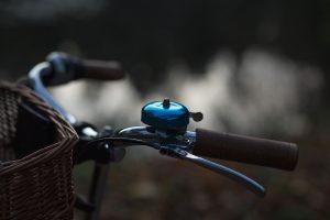 Vélo avec une sonnette
