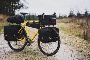 sacoches vélo pour tour du monde
