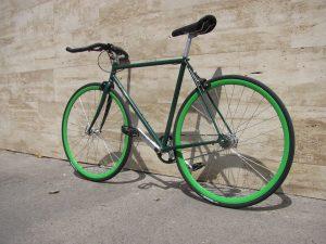 Vélo Fixie Modernisé