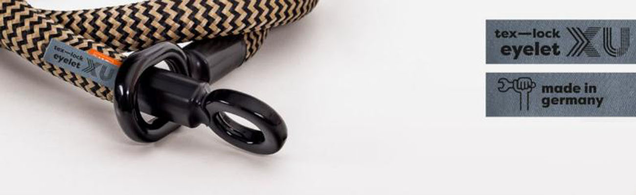 Tex-Lock, un antivol en textile résistant et flexible