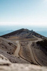 ascension du mont Ventoux à vélo