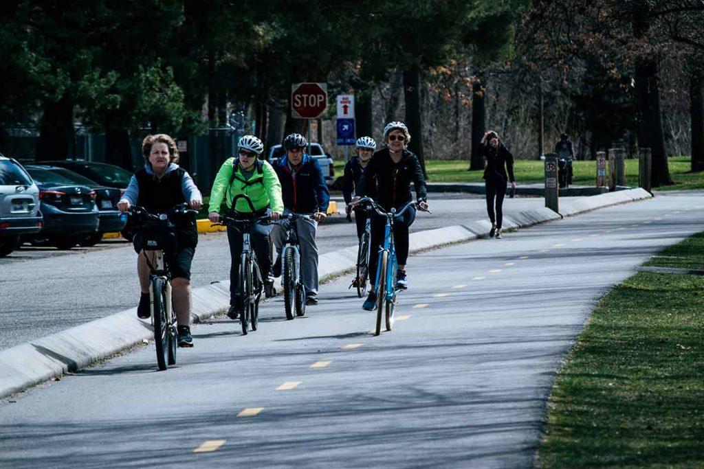 elections regionales departementales Île-de-France Centre Val de Loire pistes cyclables