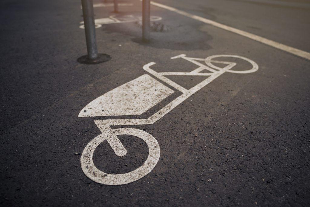 hub cyclo-logistique en ville