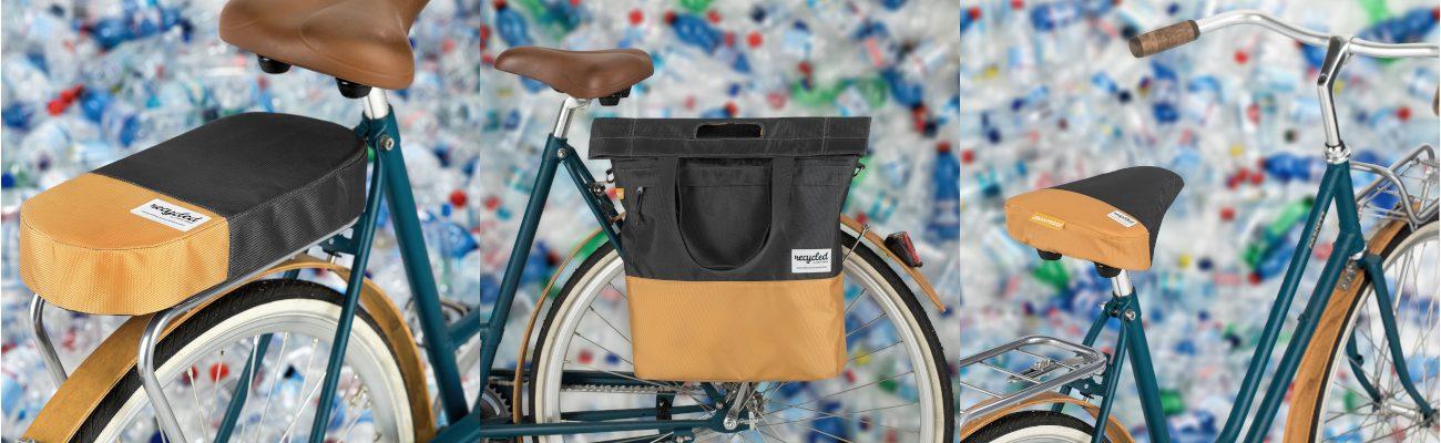 Urban Proof et sa nouvelle collection d'accessoires recyclés pour vélo