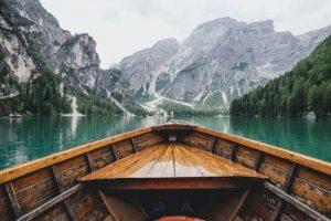 slow tourisme en bateau