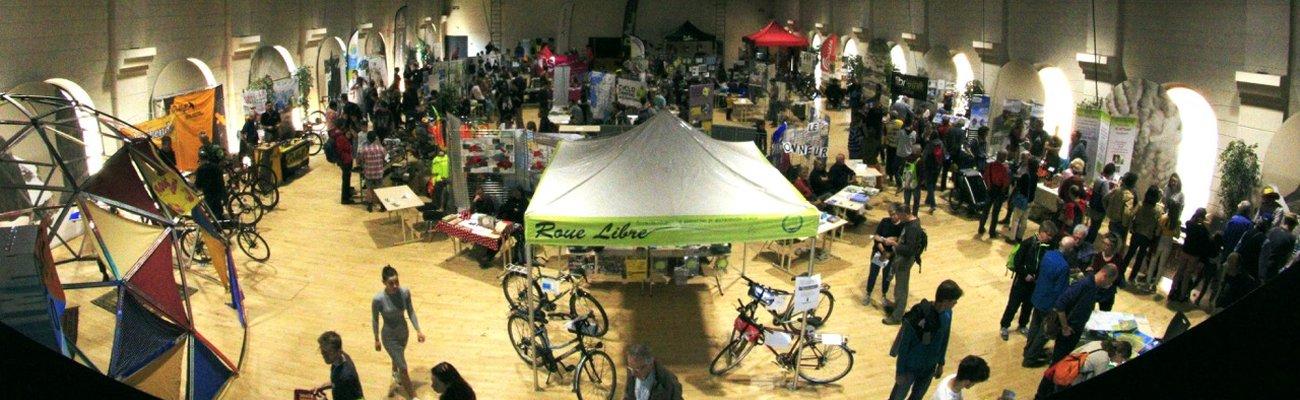Vél'osons #5, festival du voyage à vélo de Chambéry