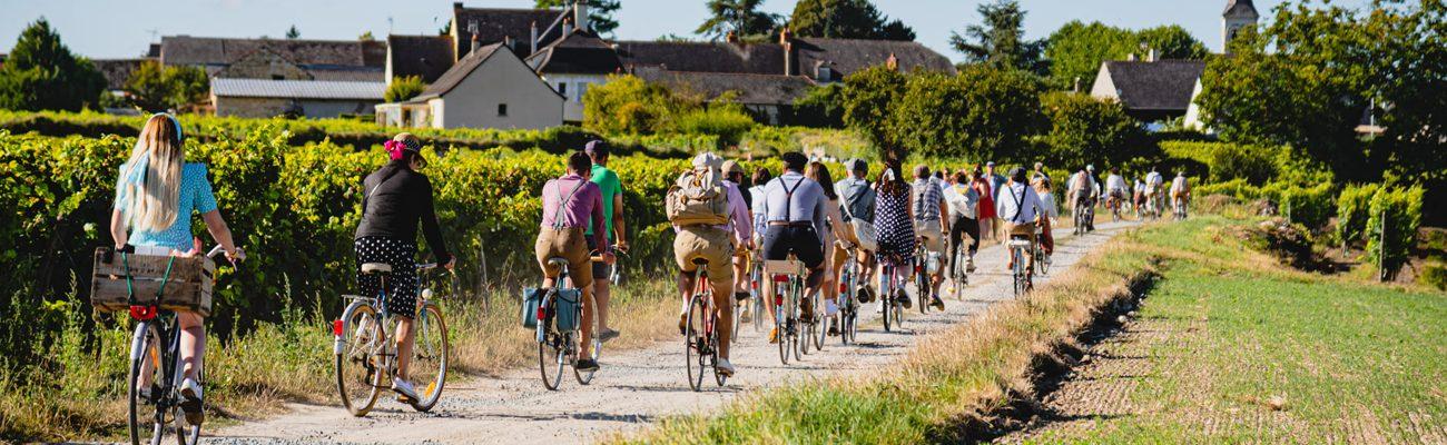 Au coeur de l'Anjou Velo Vintage 2021, la passion pour les cycles est unanime