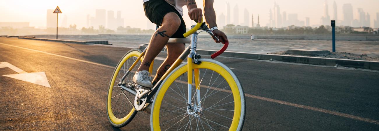 Pneu vélo fixie